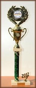 Pokal der Wedel MiniStarlets von der RM 2012
