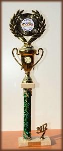 Pokal der Wedel Satellites von der RM 2012