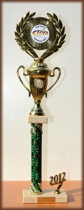 Pokal der Wedel Skylights von der RM 2012