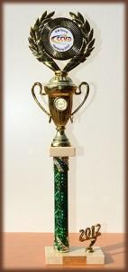 Pokal der Wedel Starlets von der RM 2012
