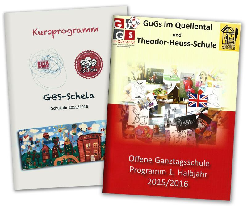 WSC Cheerleader - Schulkooperationen 2015-2016