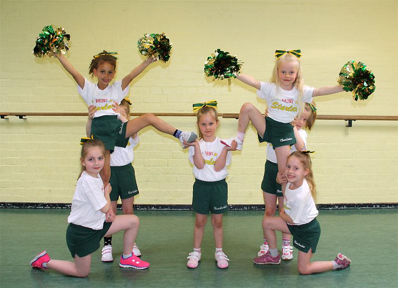 Wedel MiniStarlets Cheerleader