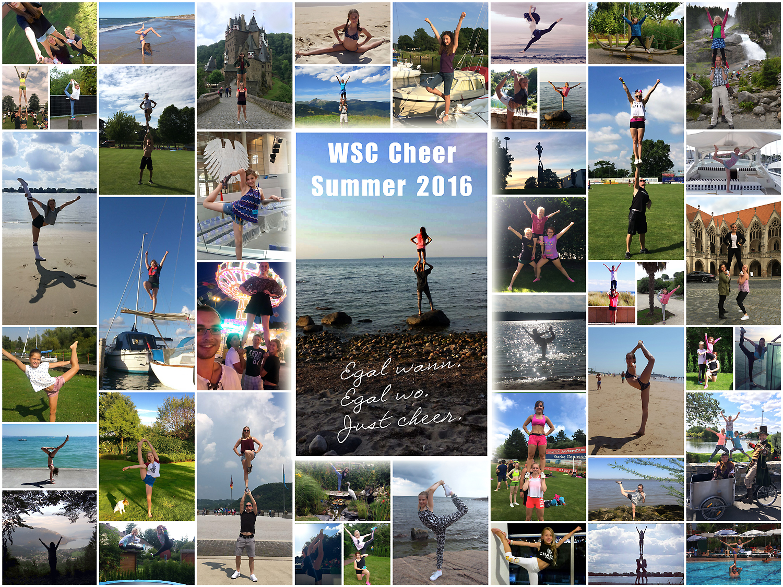 WSC Cheer Summer 2016