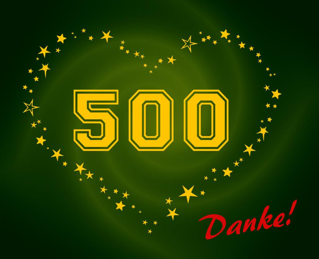 WSC-Facebook-Seite erreicht 500 Likes