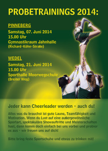 WSC Probetrainings 2014 - Flyer (2)