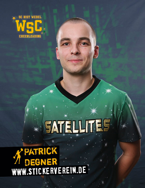 WSC Coaching Staff: Patrick Degner