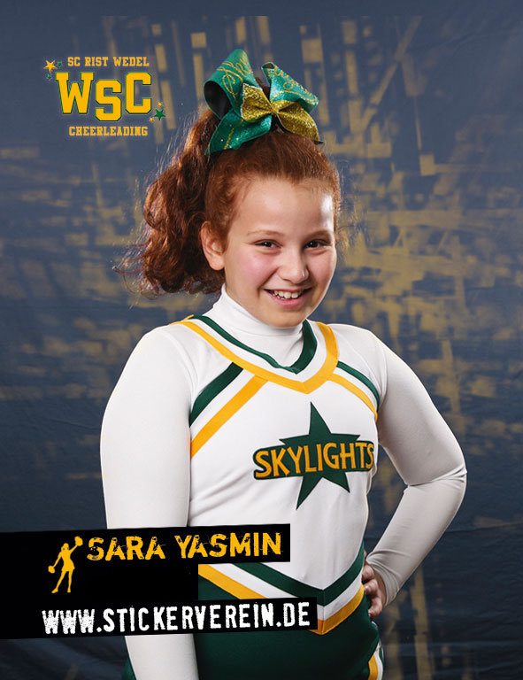 WSC Coaching Staff: Sara Jelliti