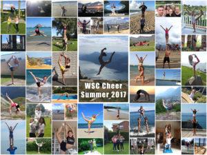 WSC Cheer Summer 2017