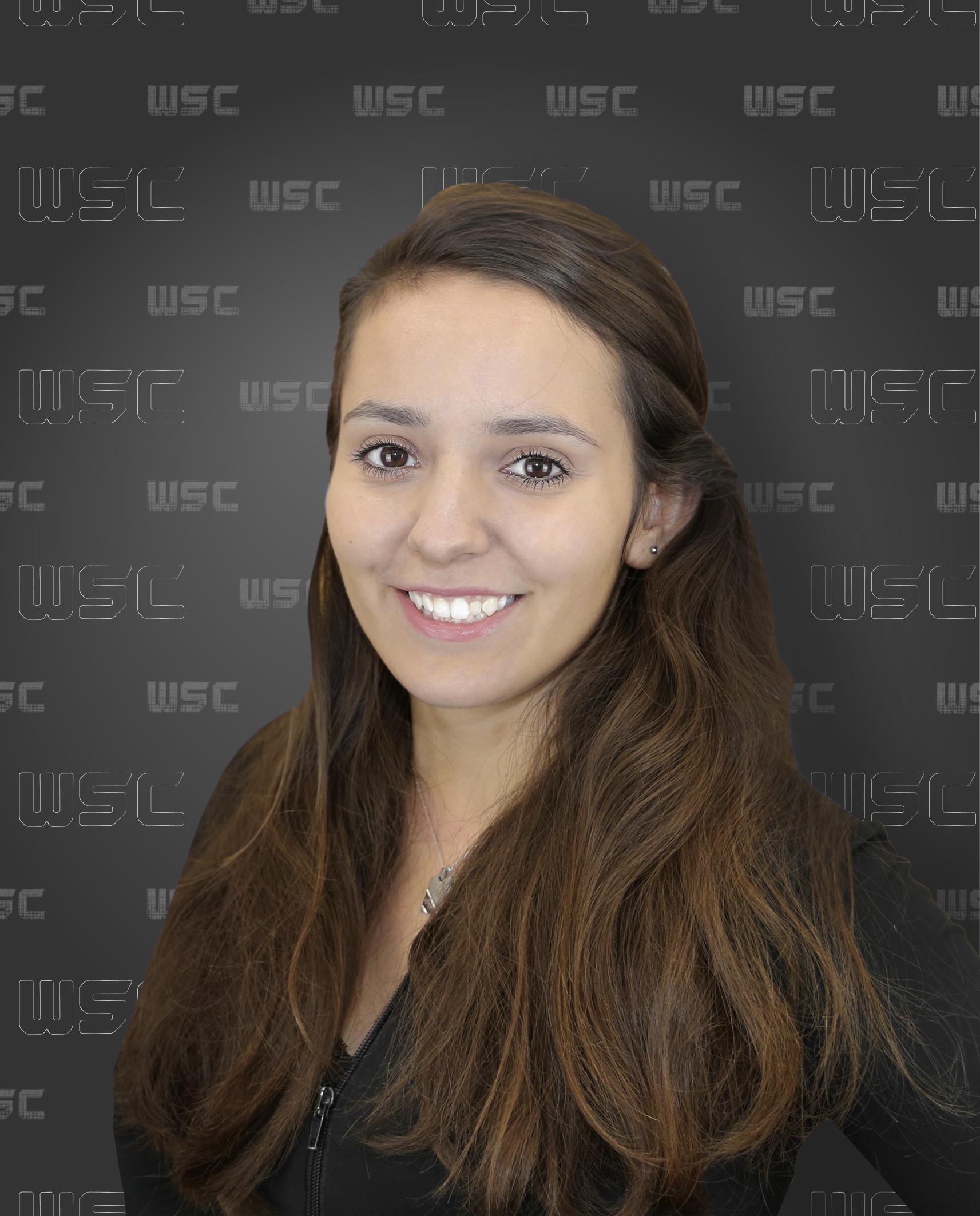 WSC Coaching Staff: Maristella Loi
