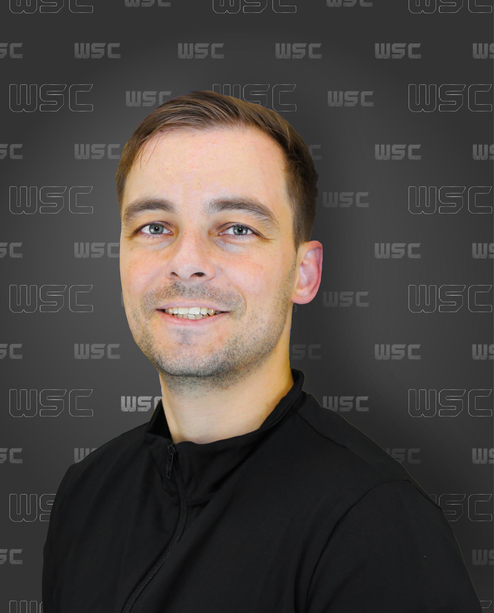 WSC Coaching Staff: Patrick Degner
