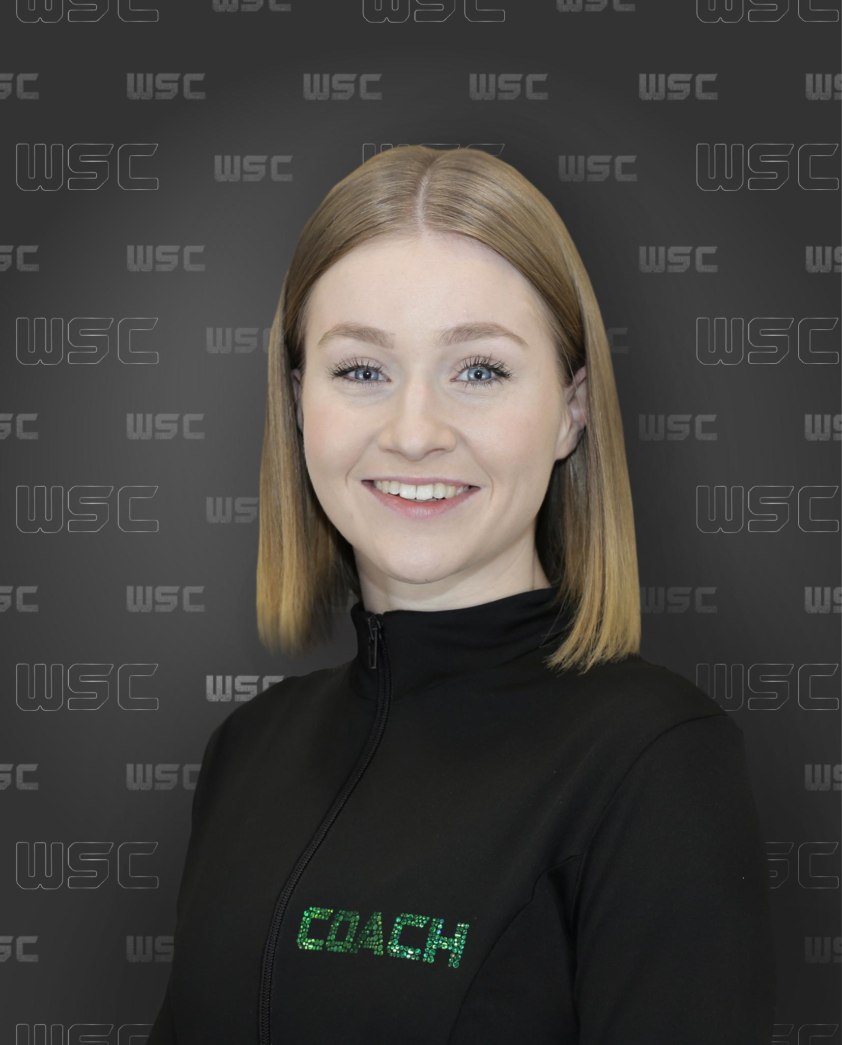 WSC Coaching Staff: Saskia Rückert