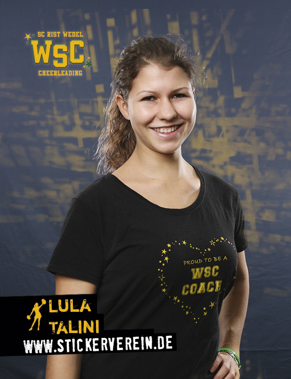 WSC Coaching Staff: Lula Talini