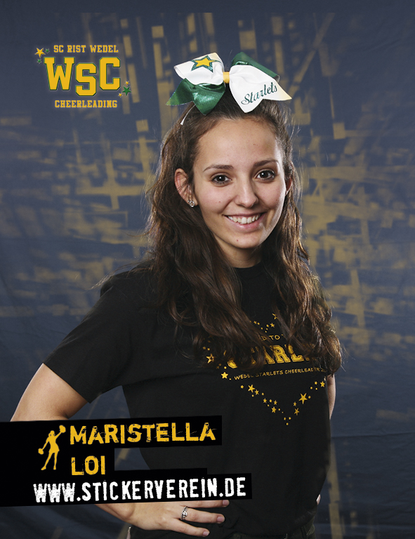 WSC Coaching Staff: Maristella Loi
