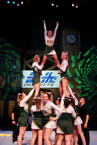 Elite Cheerleading Championship 2012