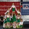 Wedeler Hafenfest 2017: Wedel MiniStarlets Cheerleader