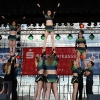 Wedeler Hafenfest 2017: Wedel Satellites Cheerleader