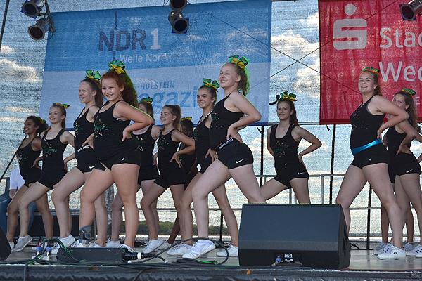 Wedeler Hafenfest 2018