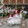 Starlets im Hochzeitseinsatz
