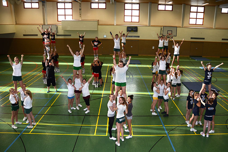 ICA-Stunt Clinic Wedel 2012