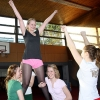 Probetraining 2012 in Wedel