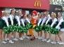 Auftritte bei Lüchau und McDonalds