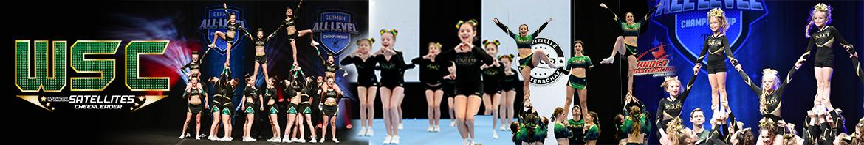 Wedel Satellites Cheerleader